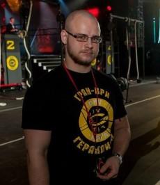 Александр Смирнов, кроссфит тренер