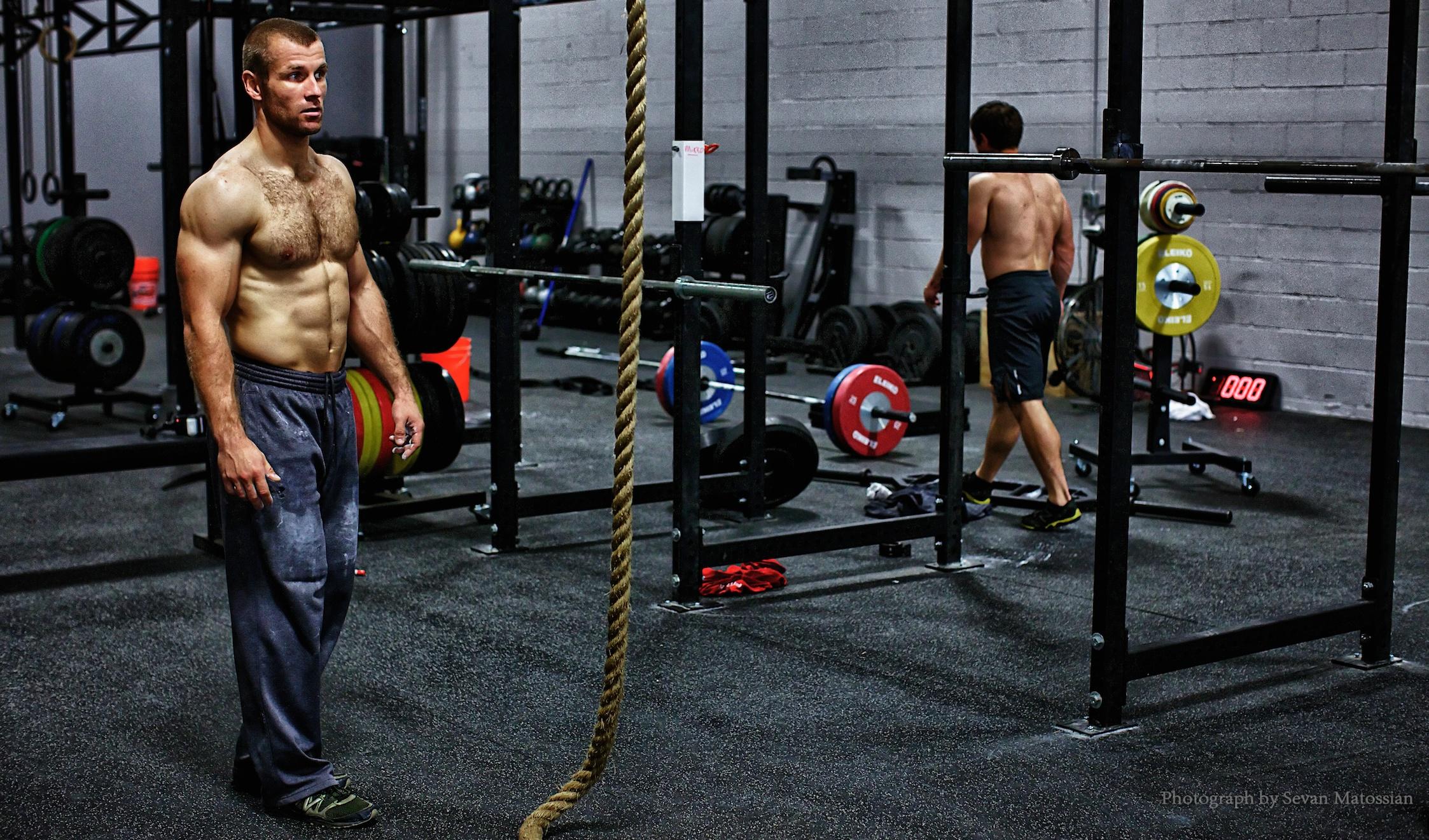 программа тренировки в зале для похудения мужчин
