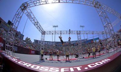 CrossFit Games Open 2016