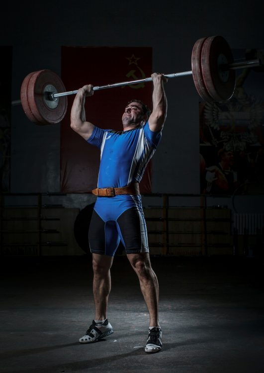Ригерт Владислав, кластер, тяжелая атлетика