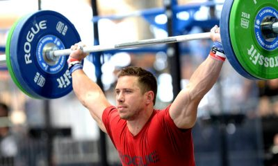 Dan Bailey crossfit