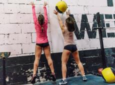 Кроссфит тренировки на 17-23 апреля 2017
