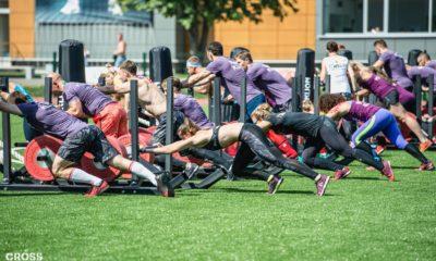 Кроссфит тренировки 7-13 августа