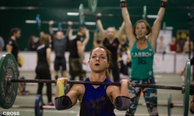 CrossFit open 18.5
