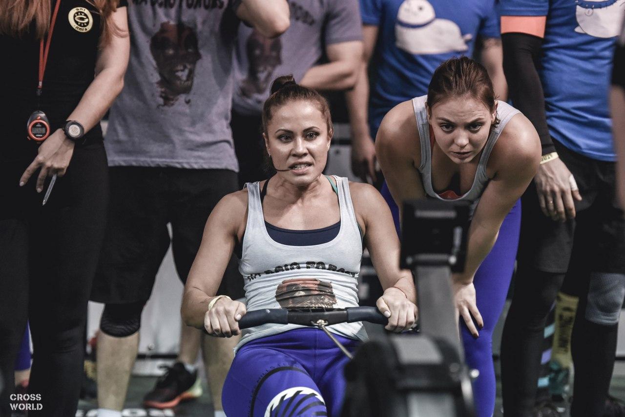 2018 CrossFit Team Series