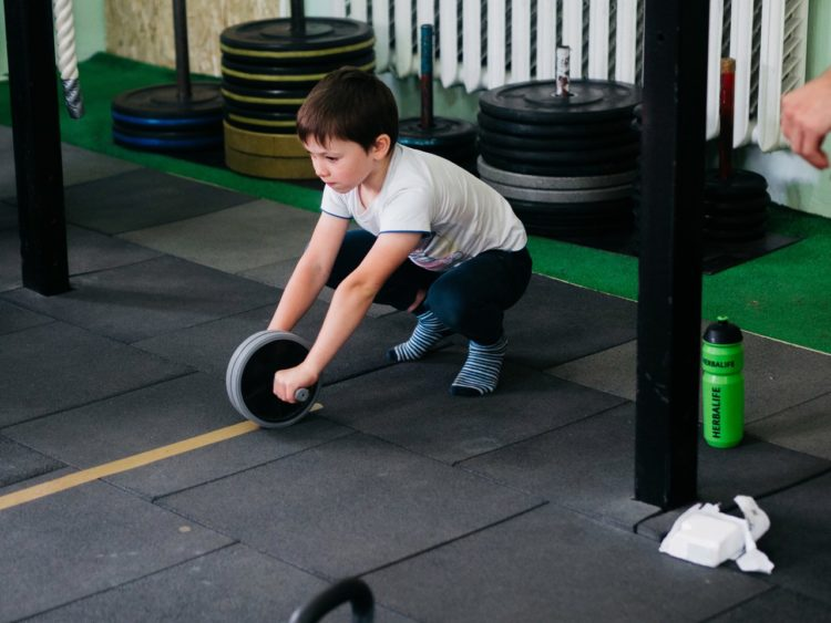полезен ли кроссфит для ребенка